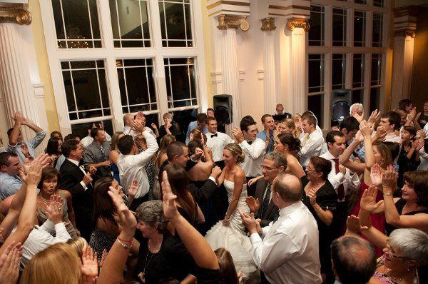 Tmx 1335893282462 AwesomeCrowdShot North Reading wedding dj