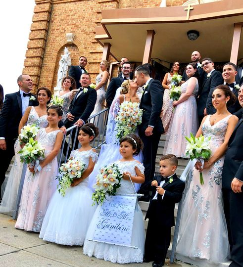 Bianco & Calogero Wedding