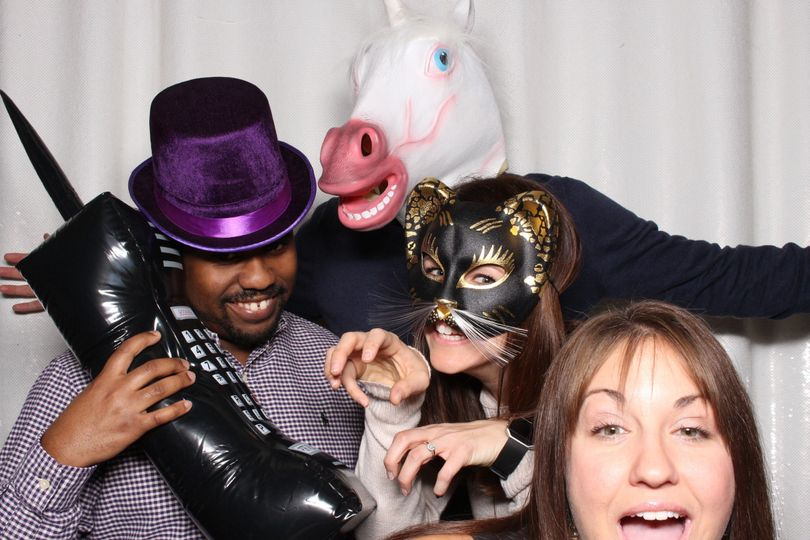 off the wall photo booths