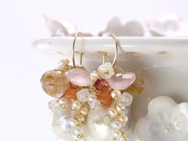 Tmx 1368315948751 Pearlearrings North Andover wedding jewelry