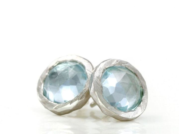 Tmx 1368316115364 Sky Blue Topaz Studs North Andover wedding jewelry