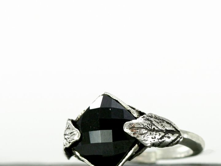 Tmx 1368316313024 Blackspinelsquarering3 North Andover wedding jewelry