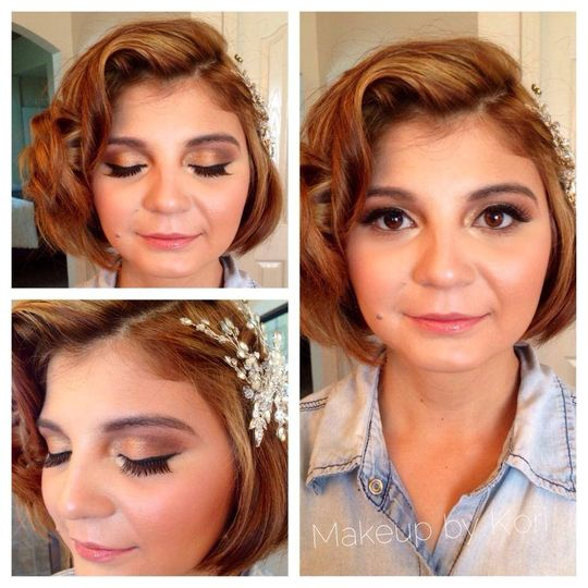 Wedding Hair And Makeup El Paso Tx Makeup Artistry By Korina Wedding Beauty Health Texas