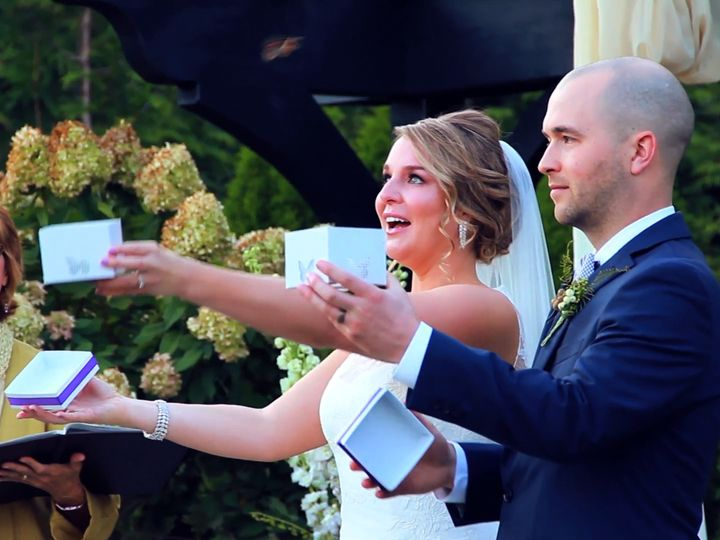 Tmx 1415827574628 Highlight And Full   Sept 27th Wedding 3 Wakefield, RI wedding videography