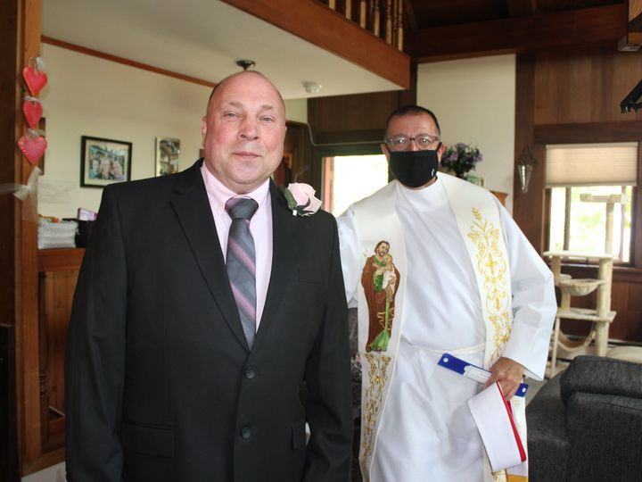 Tmx Me And The Groom 51 779894 159680563943710 Cliffside Park wedding officiant