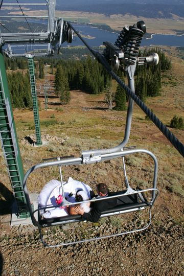 Scenic Chair Lift Ride