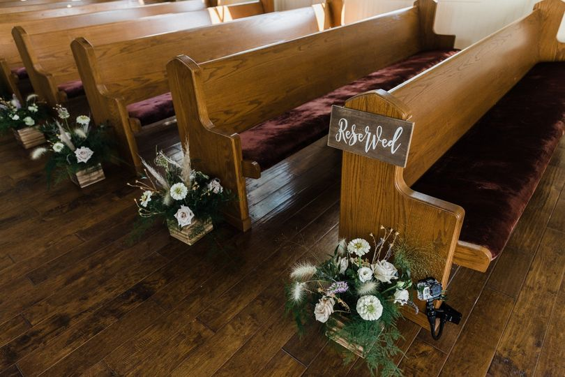 The Chapel Seating