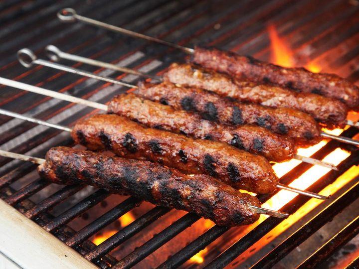 barbeque tikka seekh