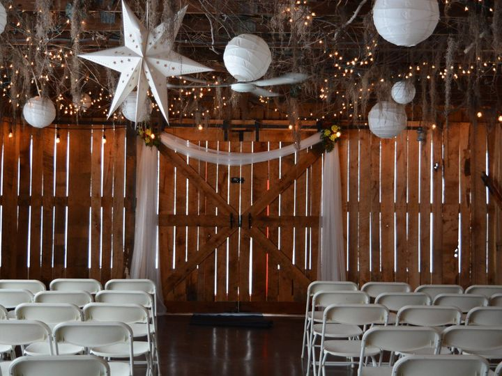 Tmx Barn Doors Cheers 51 82994 Lancaster, OH wedding venue