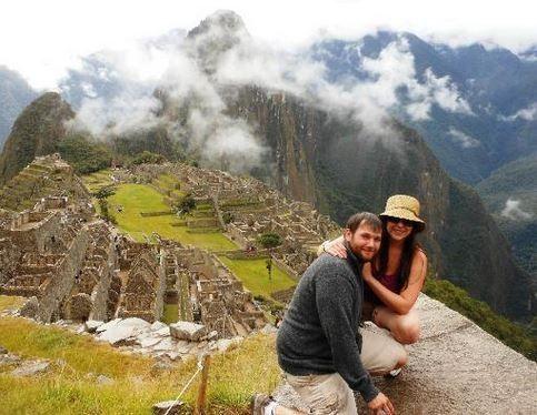 machu picchu peru honeymoon