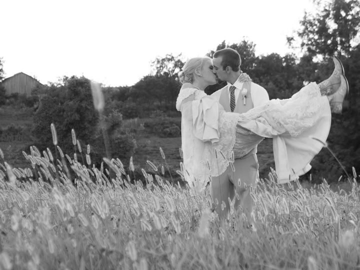 Tmx Carry Bride In Field Black And White 51 664994 Colorado Springs, CO wedding videography