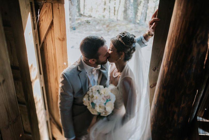 Wedding Shot Lower Tower