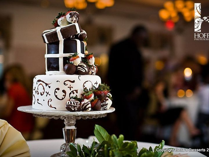 Tmx 1352127509513 Schantz28 Glenmoore wedding cake