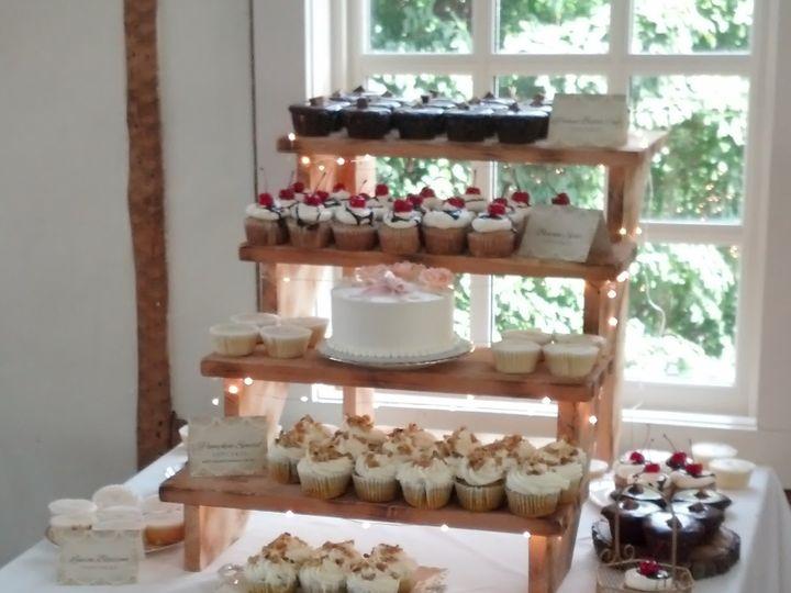 Tmx 1380723895637 Img20130921141414157 Glenmoore wedding cake