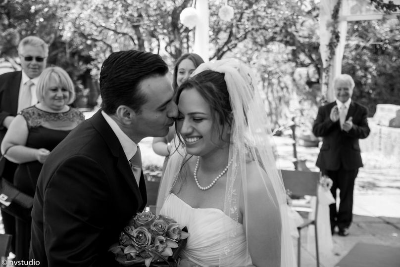 Alex and Tracy, from NYC, chose Sun Portugal Events to plan their special day.