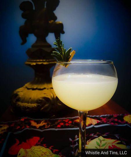 Creative custom cocktails