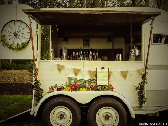Mobile Cocktail & Coffee Bar