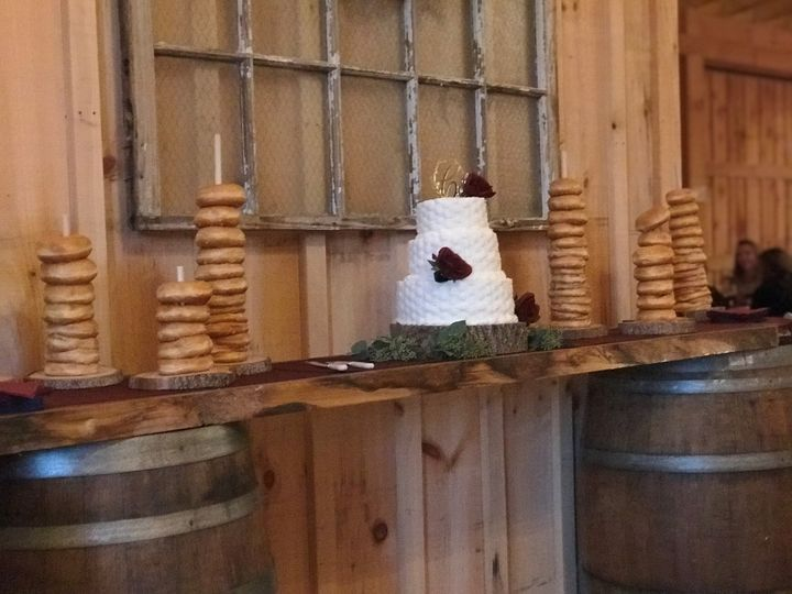 Wedding at the Barn!