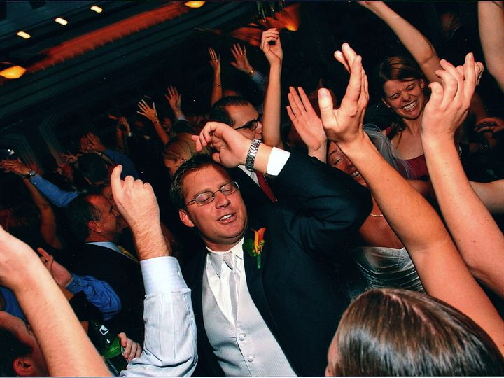 Tmx 1370634237362 Groom Hands Up Middletown wedding band