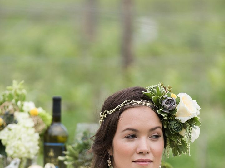 Tmx 1492303182740 Blue Valley Winery Styled Shoot 0275 Culpeper, District Of Columbia wedding beauty