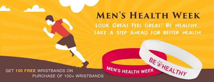 mens health week banner