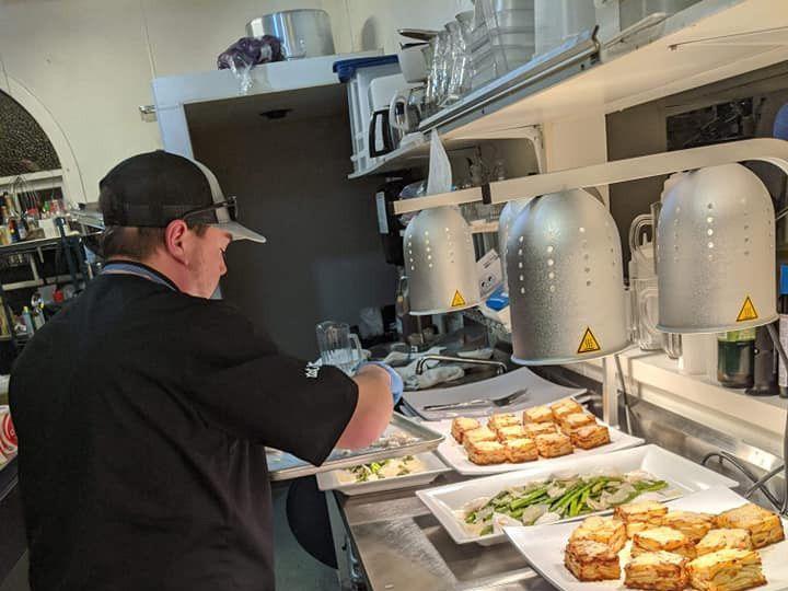 Tmx Kitchen Plating 51 1931005 158382120937139 Roseburg, OR wedding catering