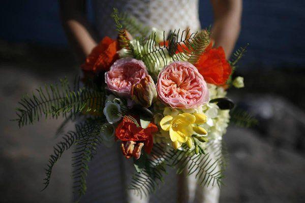 June fern bouquet