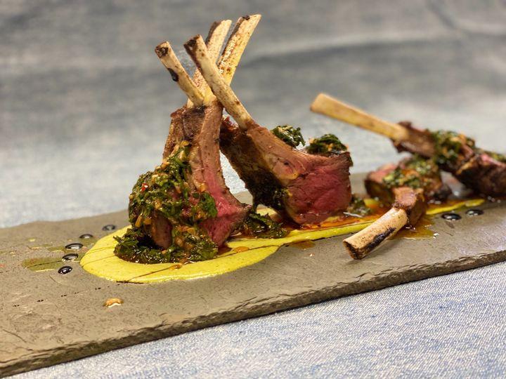 Lamb Chop & Chimichurri