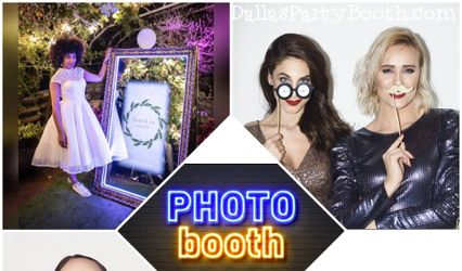 Dallas Party Booth