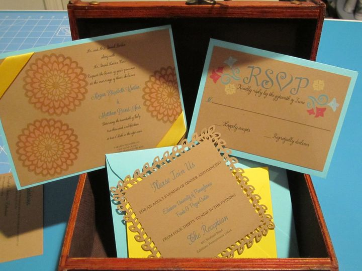 Tmx 1392993855145 03 Trenton wedding invitation