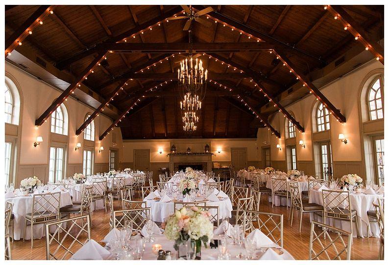 Rustic Ballroom