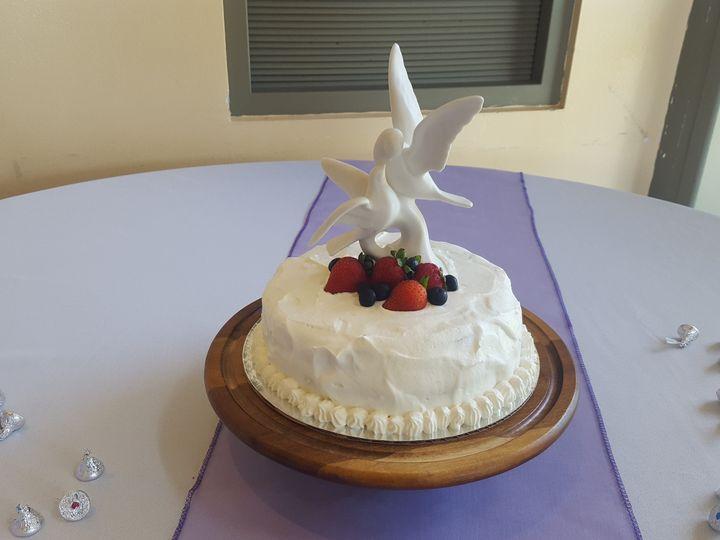 Tmx 1487554784705 Tres Leches Wedding Cake Madison, Wisconsin wedding cake