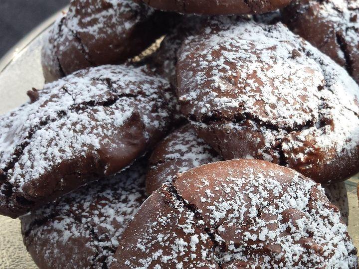 Tmx 1487556721352 Brownie Cookies Madison, Wisconsin wedding cake