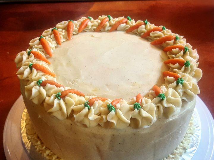 Tmx 1509503578795 Img20170216184751289 Madison, Wisconsin wedding cake