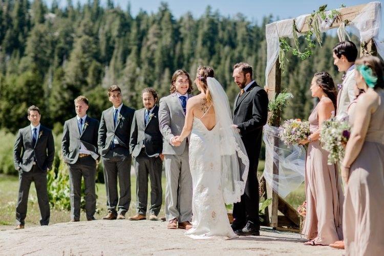 Silver lake stockton camp venue pioneer ca weddingwire for Wedding venues stockton ca