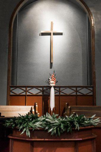 Eastwood Christian Church altar