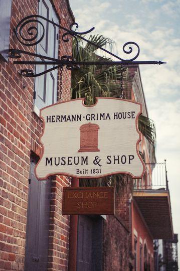 Hermann-Grima House