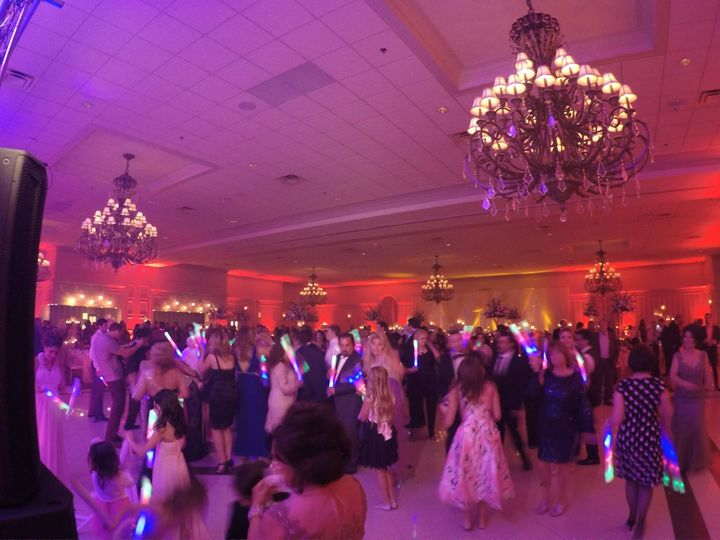 Tmx 1474397833669 Dmx Uplighting Bloomfield Hills, MI wedding band