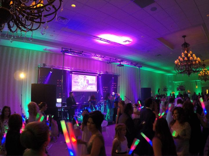 Tmx 1474397845416 Dmx Uplighting 2 Bloomfield Hills, MI wedding band