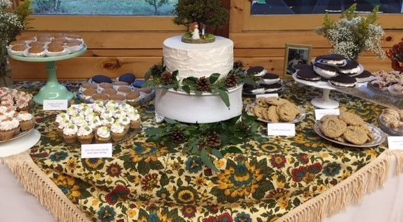 Tmx 1534445808 6cd6a086d2babbfc 1534445807 7b0236be7648e9e1 1534445808647 2 Wedding Buffet Cam Glastonbury, CT wedding cake