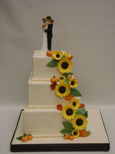 sunflower weddin