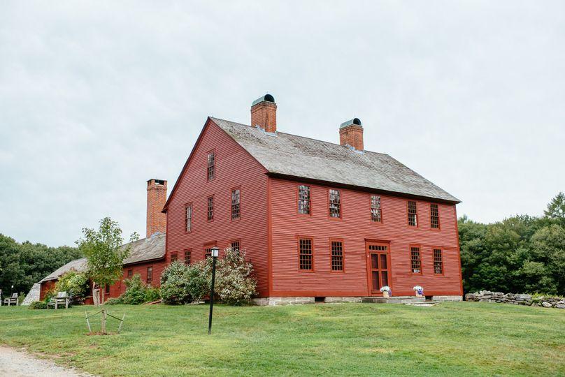Historic Nathan Hale Homestead