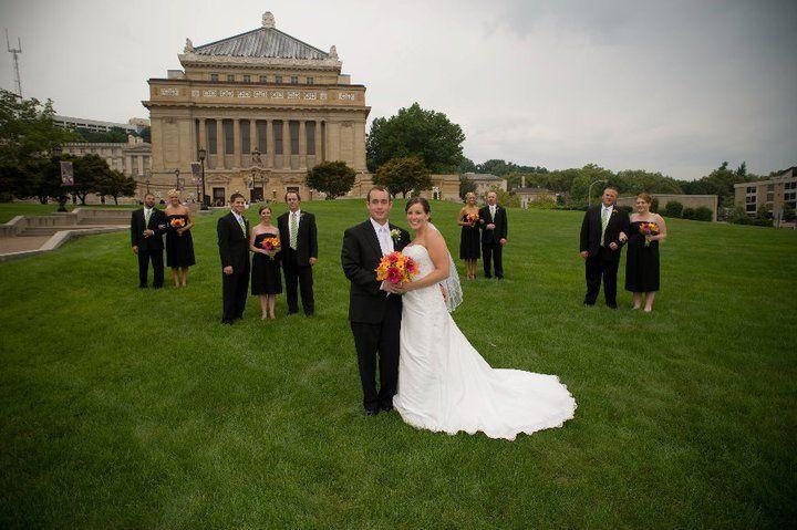 Bridal attendnats