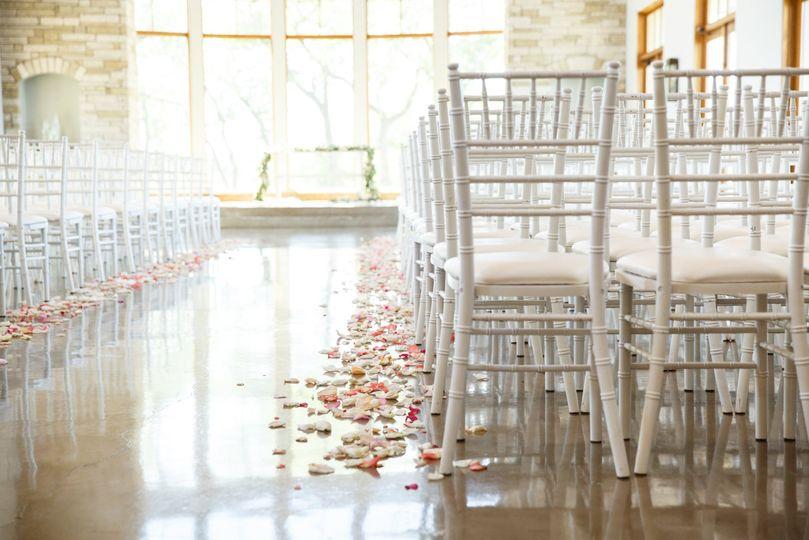 Elegant indoor venues