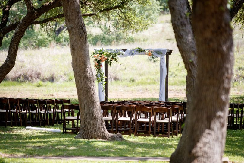 Picturesque outdoor venues