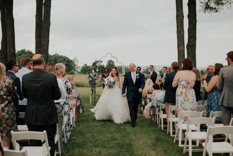 Alyssa & Eric's ceremony