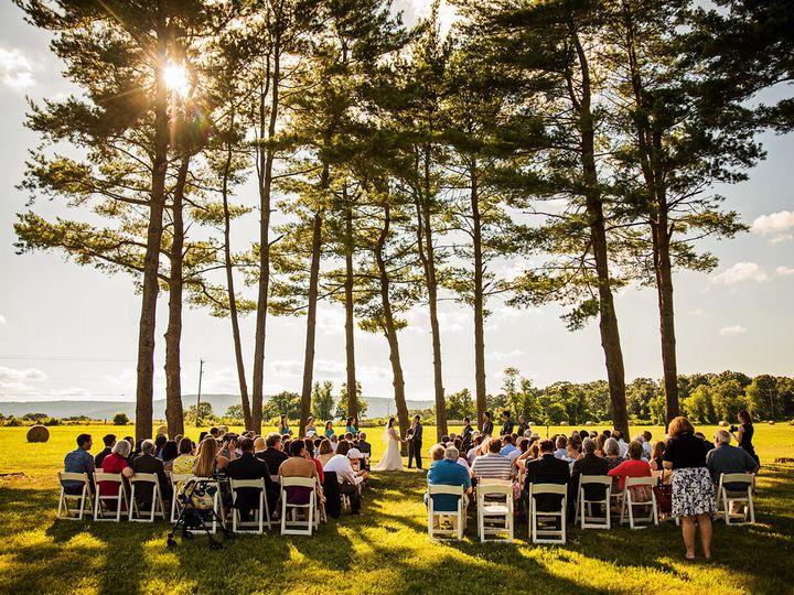 Tmx 1512590144601 Eastlynnfarmwedding Stephaaron Ceremony 98 Round Hill, VA wedding venue