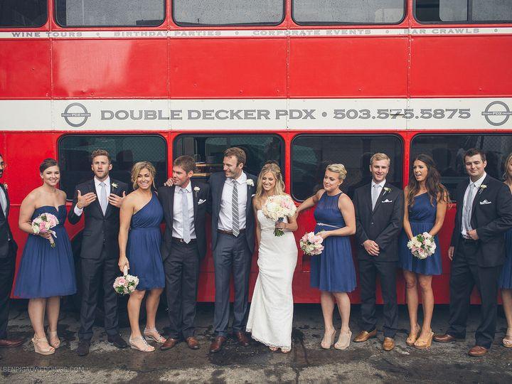 Tmx 1475524865197 Bridal Party Portland wedding transportation