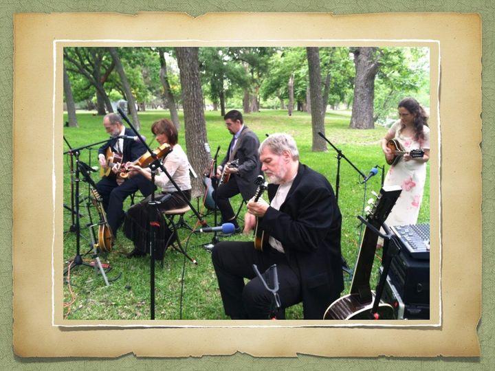 Izzy's Wedding on the River