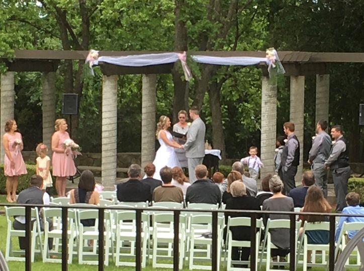 Amberlie's Wedding